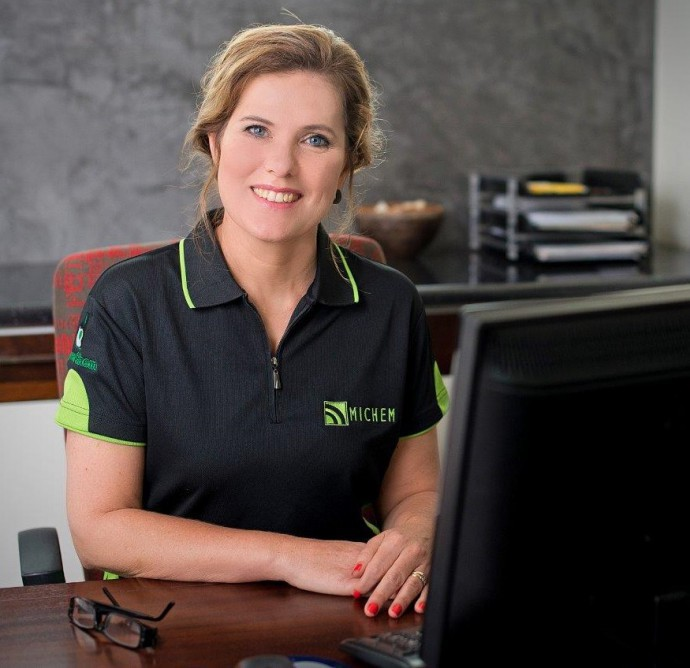 <p>Mrs Michelle Schnepel CEO</p>
