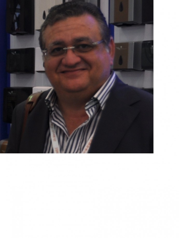 <p>Mr Khaled Moursi</p>